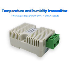 SHT10 Temperature and Humidity Transmitter 4-20mA Current Signal Output