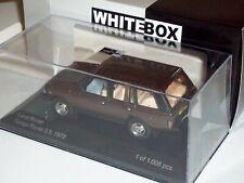 IXO/WHITEBOX 1/43 LAND ROVER RANGE ROVER 3.5 1978 Brown Brun Braun Bruin 1008pcs