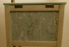 Shabby Chic,Upcycled Highly Fashionable Sewing / Knitting Box Small Coffee Table
