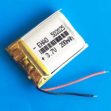 3.7 V Li Po 200 mAh Batteria Ricaricabile 502025 per MP3 MP4 Smart Watch Per Cuffie