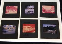 VTG LOT OF 38 35MM SLIDES 1960'S FIJI SOVA VACATION