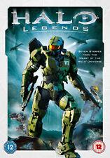 HALO LEGENDS - DVD - REGION 2 UK