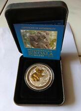 Australia 2013 Koala Gilded Coin