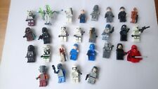 LEGO Star Wars Mini Figures lot a