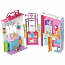 Barbie - Clínica de mascotas Mattel Fbr36