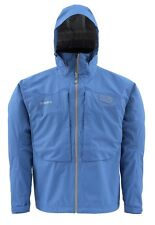 Simms RIFFLE Jacket ~ Tidal Blue NEW ~ Size 2XL ~ CLOSEOUT
