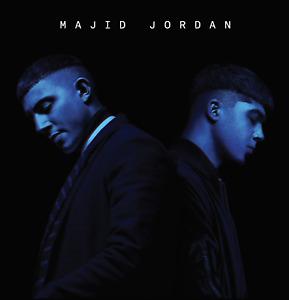 Majid Jordan: Majid Jordan LP Coloured Blue Vinyl New Sealed RSD2021