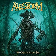 ALESTORM - NO GRAVE BUT THE SEA - NEW CD ALBUM