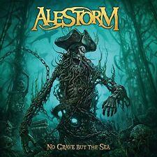 ALESTORM - NO GRAVE BUT THE SEA - NEW DELUXE CD ALBUM