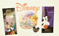 2001 Disney Store Catalog Halloween Ideas+ Mickey's Not So Sacry Halloween 2003