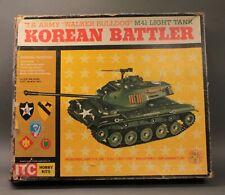 korean battler - hobby kits - M41 light tank - us army - walker bulldog