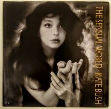 Kate Bush The Sensual World / Walk Straight Down the Middle US PS N Mint 1989