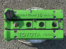 Toyota MR2 AE86 4AGE Valve Covers 1600 Twin Cam 16 Oil Fill FX AW11