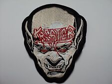 KREATOR  EMBROIDERED PATCH