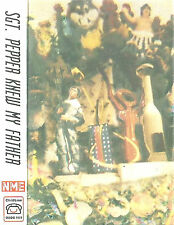 NME SGT. PEPPER KNEW MY FATHER SONIC YOUTH  WET WET FALL PROMO CASSETTE BEATLES