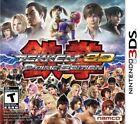 Tekken 3D -- Prime Edition (Nintendo 3DS, 2012)