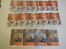 1X 1996 Select NFL UNOPENED PROMO SAMPLE PACK Bulk Lot available Prototype