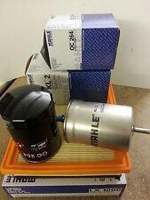 Seat Alhambra 1.8 1781cc 2.0 1984cc Oil Air Fuel Filter Genuine Mahle 2000-10