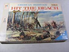 Hit the Beach: World War II Game