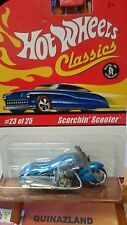 Hot Wheels Classics Scorchin' Scooter  (9996)
