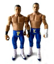 Primo & Epico WWE Mattel Battle Pack Series 19 Basic Figures Lot Set The Colons