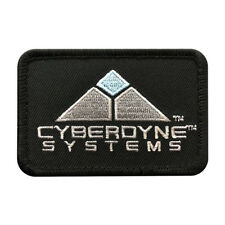 Cyberdyne Systems Terminator Movies Morale Hook Patch (3.0 X 2.0) Miltacusa