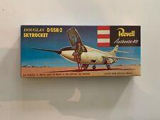 1994 Revell Douglas D-558-2 Skyrocket Airplane Model Kit