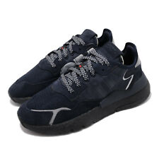 adidas Originals Nite Jogger BOOST Navy Black Men Casual Lifestyle Shoes EE5858