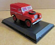 OXFORD DIECAST LAND ROVER SERIES IIA SWB HARD TOP 1:43 SCALE ROYAL MAIL MODEL