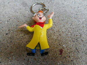 VINTAGE NOS KEYCHAIN (S20C-102) - KELLOGGS ADVERTISING - SNAP