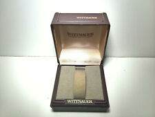 ULTRA RARE VINTAGE WITTNAUER - LONGINES CHRONOGRAPH WATCH BOX 60SS