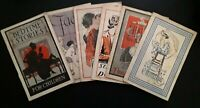 6 Lydia E Pinkham Vintage Booklets1900s Bedtime Stories, Candies, Our Baby, More