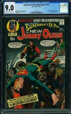 Superman's Pal Jimmy Olsen #134 CGC 9.0 DC 1970 1st Darkseid! JLA! G8 125 cm