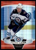 2019-20 OPC Platinum Red Prism #48 Patrik Laine /199 - Winnipeg Jets