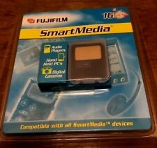 Fujifilm SmartMedia Memory Card 16MB  New