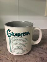Grandpa Meaning Wise Name Mug Coffee Poetry Papel Marci G Tea Cup Gift Mug