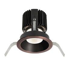 WAC Lighting Mini Haven Volta LED Wide Flood 3000K Soft, C-Brz - R4RD1T-W830-CB
