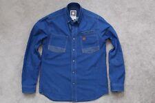 G STAR Féroé travail mix shirt L/S Taille L