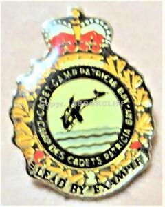Cadets Camp PATRICIA BAY Pin