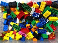 Lego ® 300 Basic Steine - NUR HOHE STEINE - gut gemischt - Konvolut - bricks