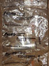 Amphenol UG-28A/U, 082-99, RF 50 Ohm N Connector F/F/F Female Tee, Made in USA!
