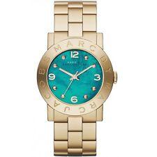 MARC BY MARC JACOBS Uhr MBM8624 AMY DEXTER Türkis Damen Edelstahl Armbanduhr Neu
