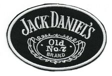 JACK DANIELS WHISKEY IRON ON  PATCH BUY 2 GET 1 FREE