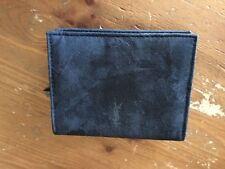 YSL, Yves Saint Laurent beauté, make up bag,pouch, mirror inside./6.16