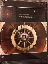 Finite Mathematics    Loose Leaf