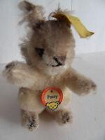 Steiff  squirrel  miniature  Ids mohair stuffed animal Germany 2170