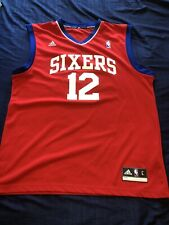 Evan Turner Authentic Addidas Nba Jersey Philadelphia 76ers Large