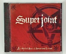 Superjoint Ritual - A Lethal Dose of American Hatred CD BMG 2003 NEW Sealed