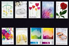 Australia 2014 Special Occasions Set of 10 MNH