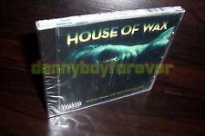 House of Wax CD Soundtrack Disturbed Prodigy Stooges Joy Division Marilyn Manson